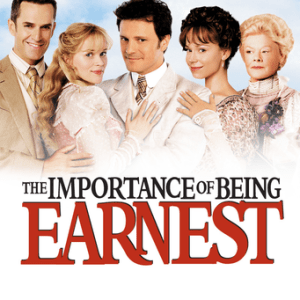 The Importance of Being Earnest image not available