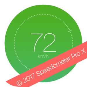 Speedometer Pro X image not available