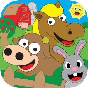Coloring Farm Animal Coloring Book image not available
