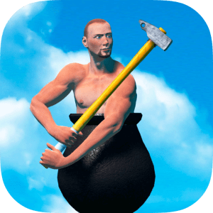 Getting Over It image not available