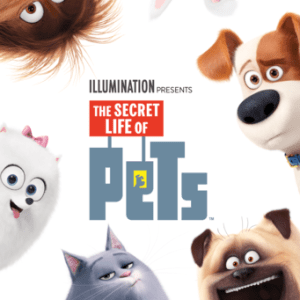 The Secret Life of Pets image not available