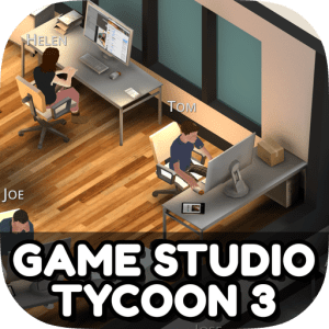 Game Studio Tycoon 3 image not available