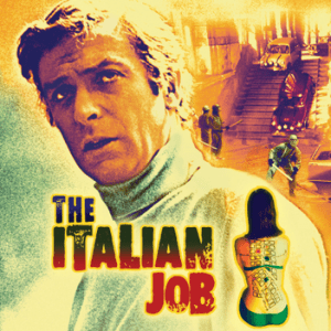 The Italian Job image not available