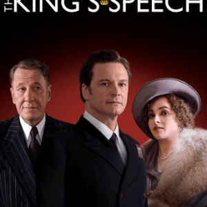 The King's Speech image not available