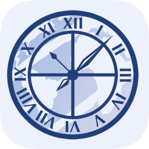 World Clock Time Zones Widget image not available
