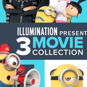 Despicable Me 1-3 image not available