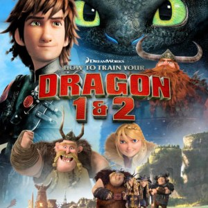 How to Train Your Dragon 1-2 image not available