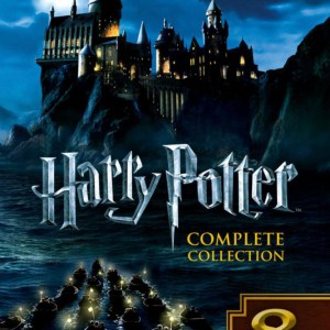All 8 Harry Potter films image not available