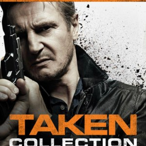 Taken 3-Film Bundle image not available