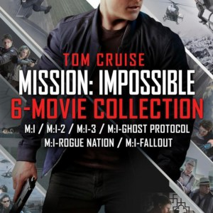 All Mission Impossible Films Bundle image not available