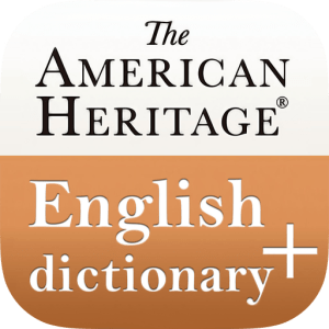 American Heritage Dictionary+ image not available