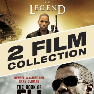 I Am Legend / Book of Eli bundle image not available