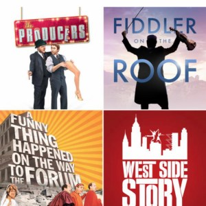 Award-winning musicals bundle image not available