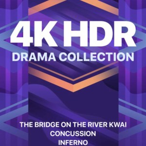 Sony Pictures 4K Drama Collection image not available