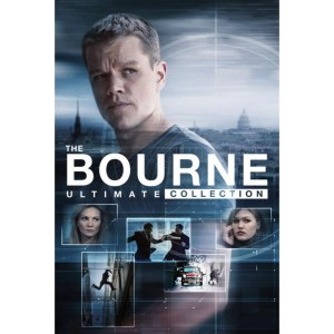 Bourne Ultimate Collection image not available