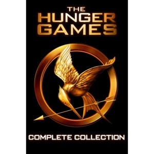 Hunger Games complete bundle image not available