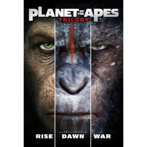 Planet of the Apes Trilogy image not available