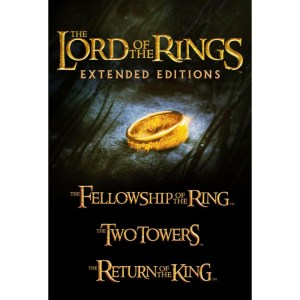 Lord of the Rings Trilogy (extended editions) image not available