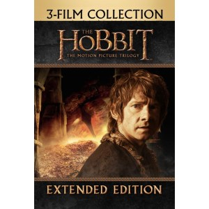 The Hobbit Trilogy Extended Edition image not available