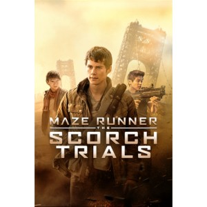 Maze Runner: The Scorch Trials image not available