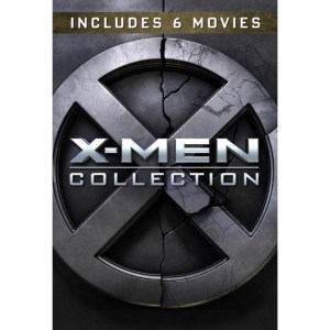 The X-Men 6-film Collection image not available