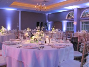Indiana Wedding Lighting