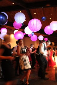 Chicago Wedding Lanterns