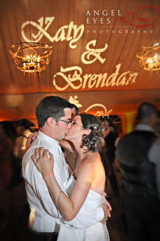Wedding lighting at Westin Itasca