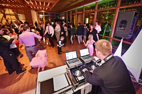 Hyatt Lodge Wedding DJ