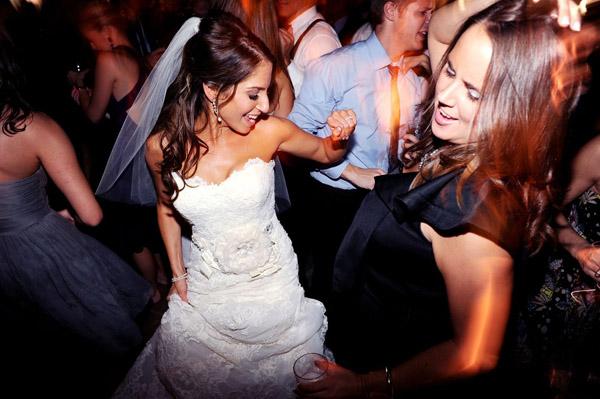Bride Dancing at Art Institute Wedding 2
