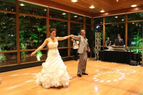 First Dance at Hyatt Lodge Wedding