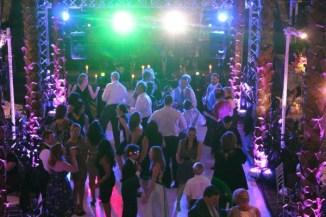 Pazzo's Wedding Reception