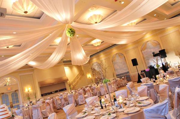 Wedding Ceiling Canopy & Wedding Ceiling Canopy - MDM Entertainment