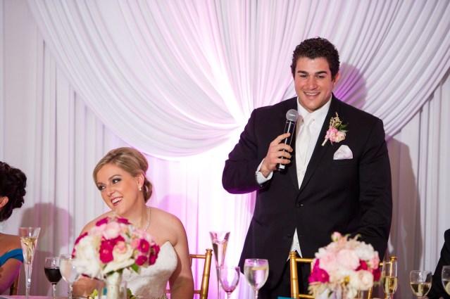Wedding Backdrop at Hyatt Lodge Oakbrook