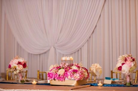 Wedding Drape at Hyatt Lodge Oakbrook