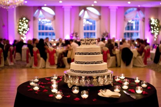 Wedding uplighting