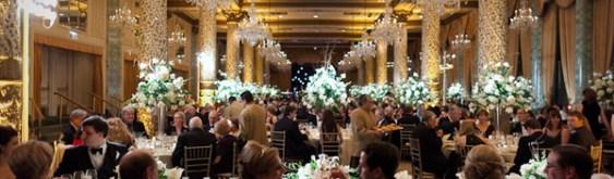 Wedding Lighting 101 – What is Pin Spotting?