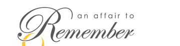 Guest Blog: Jena from An Affair to Remember Wedding Consultants