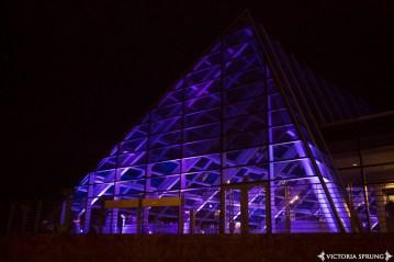 Lighting-Outside-Adler-Planetarium-Photo-by-Victoria-Sprung