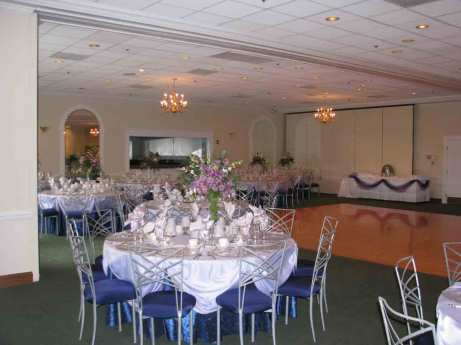 Before Wedding Lighting at Palos Hills Country Club