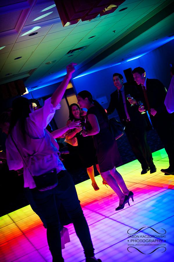 Chicago LED Dance Floor 7