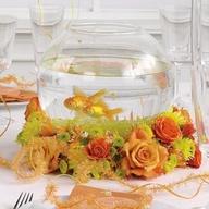 Fishbowl Centerpiece