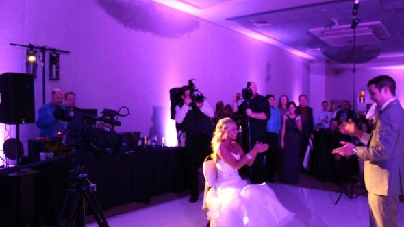 Belvedere Banquet Wedding Garder Toss