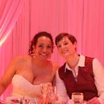 Colleen and Allison's Lesbian Wedding DJ