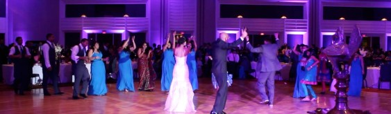 Gisha and Sanjay's Hyatt Regency O'Hare Wedding