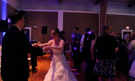 Chicago Wedding DJ / Chicago Wedding Lighting