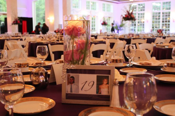 Age Table Numbers at The Patrick C Haley Mansion