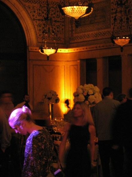 mber Uplight at Chicago Cultural Center