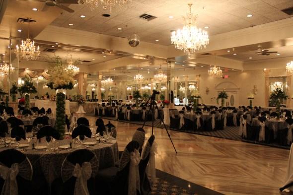 The Alta Villa Banquets Grand Ballroom