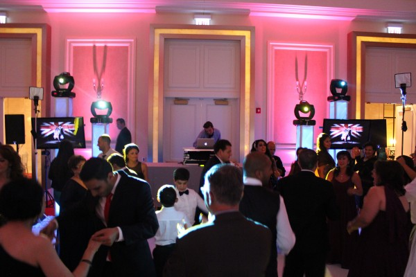 Chicago Wedding DJ at JW Marriott Chicago Wedding